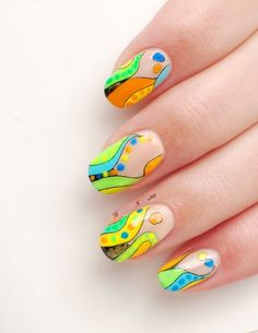 Abstract.jpg by BrilliantNail, via Flickr