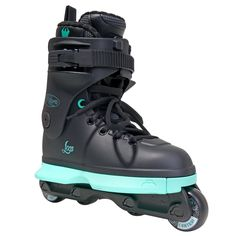The all-new Shift skate has been designed by and for female skaters Aggressive Inline Skates, Blade Shoes, Kids Skates, Inline Skating, Knee Sleeves, Calf Muscles, Calves, Hiking Boots, Nike Shoes
