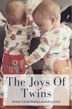 The Joys of Twins - It Is Truly AMAZING!