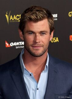 Actor Chris Hemsworth attends the 2015 G'Day USA Gala featuring the AACTA International Awards presented by QANTAS at the Hollywood Palladium on January 31, 2015 in Los Angeles, California.