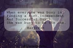 Be Independent #quote :)