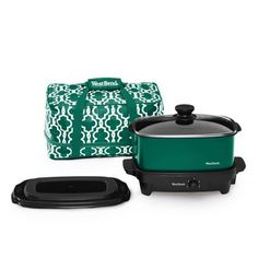West Bend 5-Quart Slow Cooker with Tote - Walmart.com