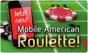 American Roulette mobile - jetztauf win2day
