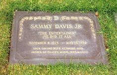 Sammy Davis, Jr. (Singer, Dancer, Actor)
