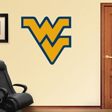 You can't go wrong with this Flying WV logo Fathead Wall Graphic for your room.