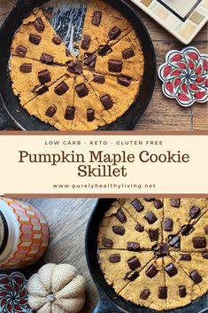 Gluten Free Pumpkin, Gluten Free Baking, Pumpkin Recipes, Fall Recipes, Healthy Living Recipes, Healthy Dessert Recipes, Delicious Recipes, Whole Food Recipes, Whole Food Desserts