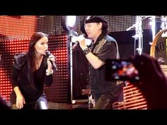 Scorpions feat. Tarja Turunen - The Good Die Young (with lyrics) - YouTube