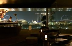 View with a Bar. #SmokeandMirrors.