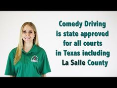 La Salle County Texas Defensive Driving | Comedy Driving Inc  #defensivedriving #defensivedrivingflorida #safedriving #safedrivingflorida #trafficschool #trafficschoolflorida #followme #pinme  http://www.comedydrivingtrafficschool.com/