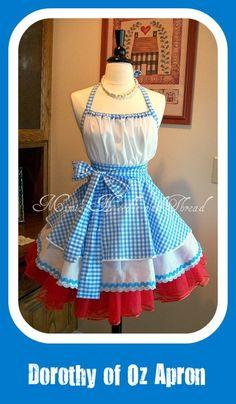 Dorothy del mago de oz $65.00