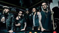 Avenged Sevenfold is Life!!!! Rock and Roll people! #A7X #foREVer #HeavyMetalisEverything