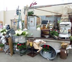 Sound Sister at Farm Chicks  Idea..deeper displays from walls to fill up and use the center space