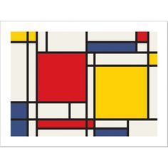 mondrian art - Google Search