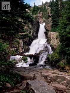 Waterfalls on the Mohawk Trail