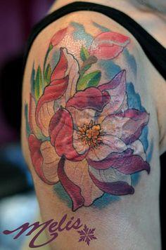 Melissa Fusco - Magnolia flower