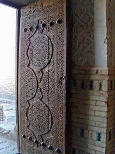 Muhammad Amin-Khan Madrassah, Khiva, Uzbekistan