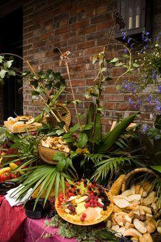 Beautiful Buffet Table Creative Events Pinterest Party Buffet