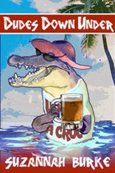 Meet Cyril the cross dressing crocodile...coming soon to a madhouse  ... book store near you.