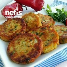 Parmak Yedirten Karnabahar Köftesi (videolu) – Nefis Yemek Tarifleri – Vegan yemek tarifleri – The Most Practical and Easy Recipes Food T, Good Food, Food And Drink, Yummy Food, Tasty, Seafood Recipes, Mexican Food Recipes, Vegetarian Recipes, Healthy Recipes