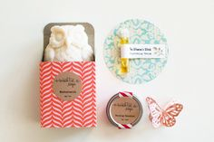 MOTHERS DAY Gift Set - Owl Soap, Lip Balm, Nourishing Serum. http://www.etsy.com/shop/seventhtreesoaps