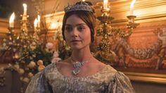 Jenna Coleman reveals she loved playing pregnant queen in ITV's Victoria