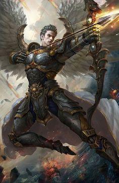 Ángel en Batalla