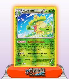 LUDICOLO HOLO REVERSE 130PV - 12/160