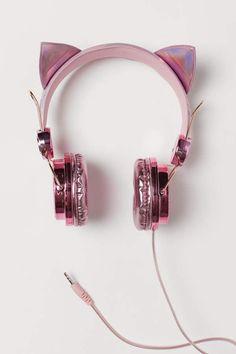 Ear Jewelry, Cute Jewelry, Cute Headphones, Crown Headphones, Beats Headphones, Mode Kawaii, Unicorn Fashion, Mode Kpop, Accesorios Casual