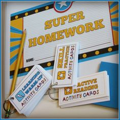 An individualized homework system. You can use it as your entire homework plan, or just integrate some parts into your existing plan. Includes customizable activity cards and menus so you can differentiate. $