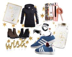 """""""Wish"""" by tichia-b on Polyvore featuring moda, Livingly, WALL y Home Design Studio"""