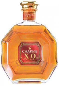 Dung tích: 700ml Quốc gia: Pháp Nồng độ cồn : 13% Giá bán:  320.000 VND  Xem chi tiết: http://cuahangruouvang.blogspot.com/2014/08/brandy-charme-xo-vang-phap.html