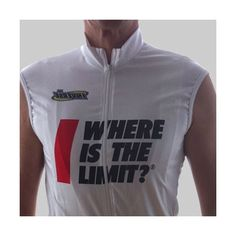 Chaleco WITL White - Where is the limit? #WITL