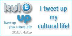 KultUp-Fanbanner zum Einbinden auf der Website oder dem Blog.  Code gibt es hier: http://kultup.org/banner/