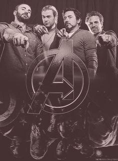 Avengers :) i would faint