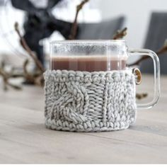 gkkreativ tassenw rmer stricken stricken pinterest. Black Bedroom Furniture Sets. Home Design Ideas