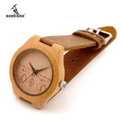 207b3e5a092d1 BOBO BIRD Bracelet Women Wooden Watch Ladies Quartz Bamboo Watch Women  Wristwatch Relogio Feminino Montre Femme Reloj Mujer