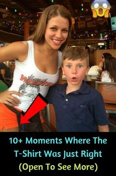 Moments Where The T-Shirt Was Just Right – Ken Magazine Funny Perfectly Timed Photos, Trending On Pinterest, Odd Couples, Newborn Baby Photography, Top Hotels, Usa News, Trending Now, Celebs, Celebrities
