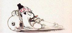 15 escritores que murieron ahogados: el poeta chino Li Bai