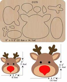 Christmas Crafts To Make, Felt Christmas Decorations, Felt Christmas Ornaments, Christmas Sewing, Simple Christmas, Kids Christmas, Felt Crafts Diy, Homemade Christmas Decorations, Art Project For Kids