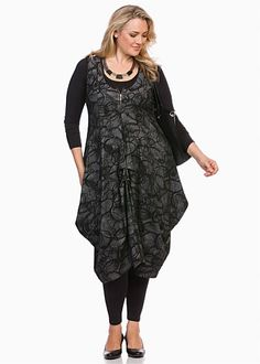 Plus Size women's Clothing, Large Size Fashion Clothes for WOMEN in Australia - SPACECRAFT DRESS - TS14