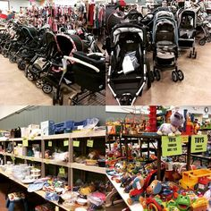 Jogging strollers snap and go and strollers in addition to lots of nursery items and all sorts of infant toys. #babies #kids #quakertown #lehighvalley