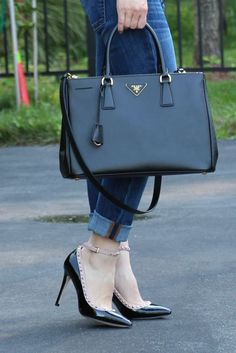 My Style| Prada tote bag! $257 OMG!! Holy cow, I'm gonna love this site