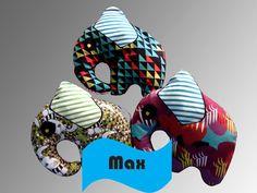 Max deslumbra con sus diseños!, es el elefante más coqueto de la colección.