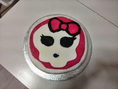 Primera tarta con fondant