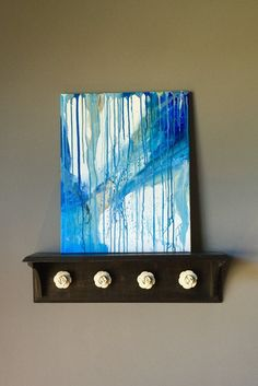Custom Abstract Painting by WhimsicalOrigins on Etsy