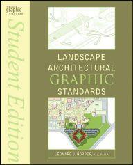 Landscape Architectural Graphic Standards / Edition 1