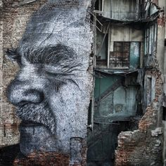 JR - Istanbul, The Wrinkles of the City