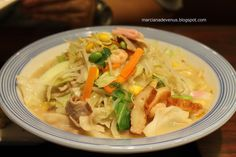 Food- Nagasaki Chanpon
