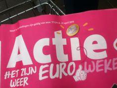 actie euroweken