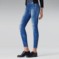 G-Star RAW—Custom 5620 Jeg Skinny-Women-Jeans
